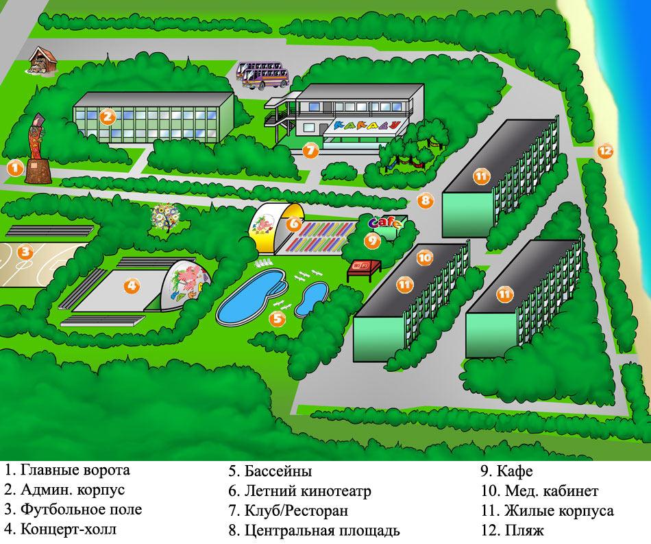 """Лагерь Нового поколения """""""