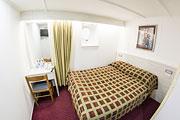 Каюта категории А2 с двуспальной кроватью (3-я палуба)