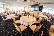 Ресторан «Ривьера» спитанием по системе «шведский стол» (5-я палуба)