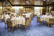 Ресторан «Князь Владимир» собслуживанием посистеме «A la carte» (5-я палуба)