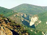 Вид на Большой каньон