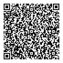 Контактная информация магазина путевок «Солнечный Крым» (QR-код)
